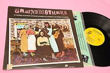 THE GRANDMOTHERS FRANK ZAPPA LP ORIG USA 1980 NM !!!!!!!!!!!  TOOOOPPPP