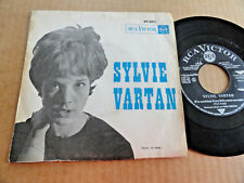 "45T JUKE BOX DE SYLVIE VARTAN AVEC POCHETTE  "" EVERY LITTLE MOVE YOU MAKE """