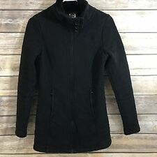 The North Face Womens sz S Small black winter jacket coat soft quilted