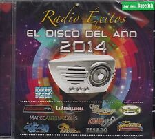 Radio Exitos El Disco Del Ano 2014 Codigo FN,La Arrolladora Rene Camacho,Peado