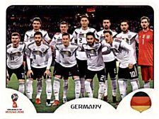 Panini Fifa World Cup 2018 Russia Sticker 433 Teamsticker Deutschland - Germany