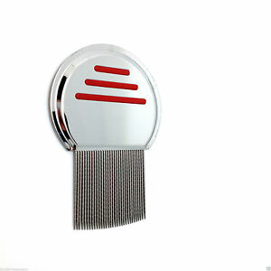 Terminator Head Lice Comb BEST HEAD LICE & NIT COMB ON THE MARKET USA SHIPPER