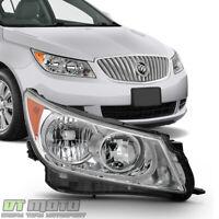 2010 2011 2012 2013 Buick LaCrosse Halogen Headlight Headlamp RH Passenger Side
