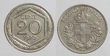 pci0105) Regno Vittorio Emanuele III cent 20 esagono 1920 Raro