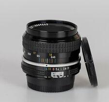 Nikon Nikkor 1.8 50mm