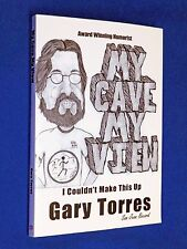 SIGNED My Cave My View Women Kids Sports Cancer Great Outdoors 1st Ltd Ed Torres