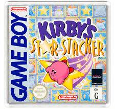 KIRBY'S STAR STACKER NINTENDO GAME BOY FRIDGE MAGNET IMAN NEVERA