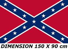 DRAPEAU SUDISTE USA FLAG BIKER ETATS UNIS COUNTRY WESTERN BIKER 150 X 90 cm ...