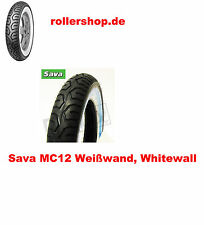 Reifen Weißwand 3.00-10 Sava MC12 42J TT/TL