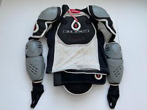 SixSixOne 661 Upper Body Mountain Bike Body Armour Protection Size Medium
