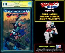 HARLEY QUINN #1 CGC 9.8 SS DETECTIVE COMICS 27 HOMAGE 🔥 $1 SHIP W ANY DELL OTTO