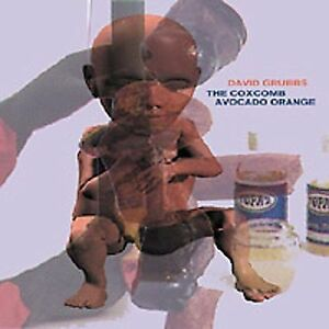 DAVID GRUBBS Coxcomb / Avocado Orange CD Noel Akchote John McEntire of Tortoise