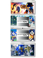 SONIC the hedgehog vinyle peau sticker pour Nintendo DSi