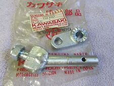 NOS KAWASAKI F5 F6 F7 F8 FOOTREST FOOT PEG BAR ASSY 34002-030