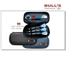 Porta freccette,alette e punte per dardi in stoffa blu. marca BULL'S  cod. 66317