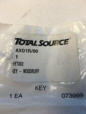 Hy7882 Hyster Woodruff Key Metric