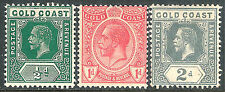 Gold Coast (until 1957) Multiple Stamps