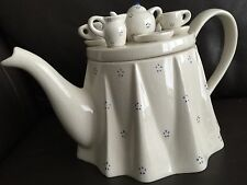 """The Tea Council Collection"" Collector's Teapot Designed By J & G Morten 1988"