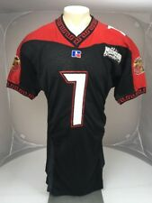 Vtg Russell Athletic Sd State Aztecs #7 Ledbetter Jersey 44 Game Player Issued