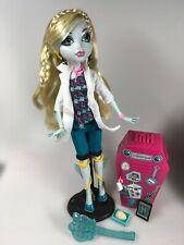 Monster High Doll  Lagoona Blue Classroom With Locker VGC