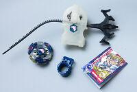 2010 Hasbro BEYBLADE Metal Fusion LIGHTNING L-DRAGO 100HF BB43C | Free Shipping