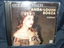 Anda-Louise Bogza - Portrait