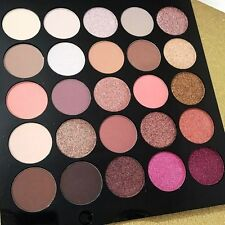 MUA Make Up Academy 25 Shade Eyeshadow Palette Burning Embers  eye shadow