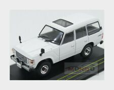 Toyota Land Cruiser 1982 White First43 1:43 F43-071