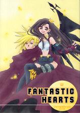 Final Fantasy 7 VII Kingdom Hearts Doujinshi Comic Book Cloud x Tifa Fantastic H