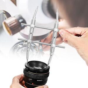 1 set Camera Lens Removal Maintenance Repair Spanner Wrench Opening Tool Kit