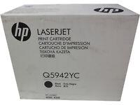 HP Q5942YC Black High Yield Toner Cartridge 20k Genuine OEM