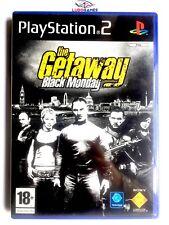 The Getaway Black Monday Promo Retro PS2 Playstation Videogame PALEUR