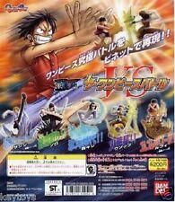Bandai One Piece Vs The Battle Part 1 Gashapon 5 Figure set Luffy Usopp Ao Kiji