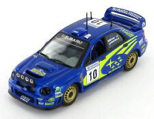 Subaru Impreza WRC Makinen - Lindstrom Sweden Rally 2002 1:43