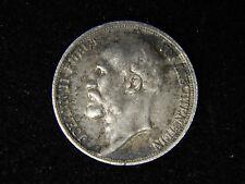 1924 Liechtenstein 1/2 Franc