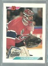 1992-93 Bowman #74 Patrick Roy (ref45063)