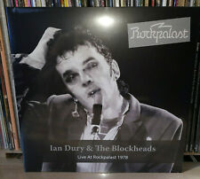2 LP IAN DURY & THE BLOCKHEADS - LIVE AT ROCKPALAST 1978