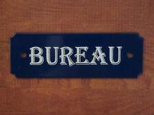 French Enamel Signs - Maison A La Francaise - Vintage Decorative Signs