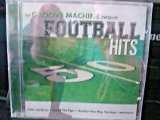 Football Hits by Groove Machine (CD, Apr-2007, St. Clair) WORLD SHIP AVAIL
