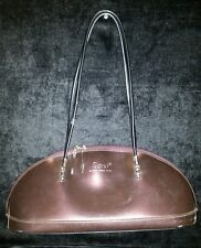 NWOT Sono London, Tokyo, Paris Patent Leather & Suede Shoulder Bag Beautiful