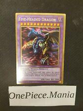 Yu-gi-oh! Five-Headed Dragon PGL2-EN078 1st