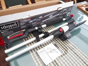 Scheppach Kettensäge/Hochentaster akkubetrieben MGT 410 ohne Akku und Ladegerät