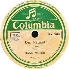 Hans Moser - Der Patient - 1932