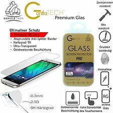 HTC One M8 Screen Protector Tempered Glass 2X Genuine Gorilla for HTC
