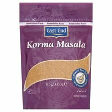 East End Korma Masala  Spice Blend Curry Powder, Indian Asian Curries 85g