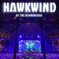 "Hawkwind : At the Roundhouse VINYL Limited  12"" Album Box Set 3 discs (2018)"
