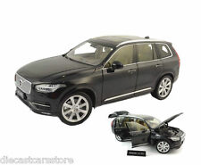 2015 2016 VOLVO XC90 ONYX METALLIC BLACK 1/18 DIECAST BY ULTIMATE DIECAST 88190