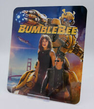 BUMBLEBEE - Glossy Bluray Steelbook Magnet Magnetic Cover (NOT LENTICULAR)