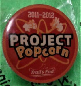 BOY SCOUTS CANADA TRAILS END POPCORN 2011-2012 Pin Mint