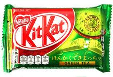 Nestle KitKat Kit Kat Japan Green Tea Matcha Mocha Chocolate Confectioner New